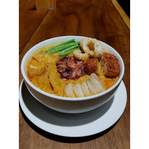 Chef Roy Authentic Solid Curry Laksa