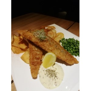 English Fish N, Chips