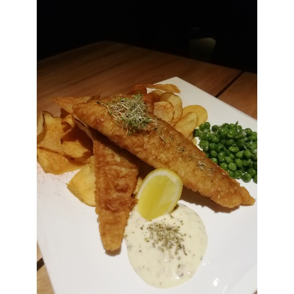 English Fish N, Chips