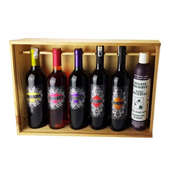 Aldeya Set free Wine Preserve