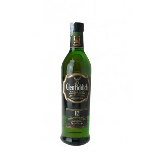 Glenfiddich Single Malt 12yrs