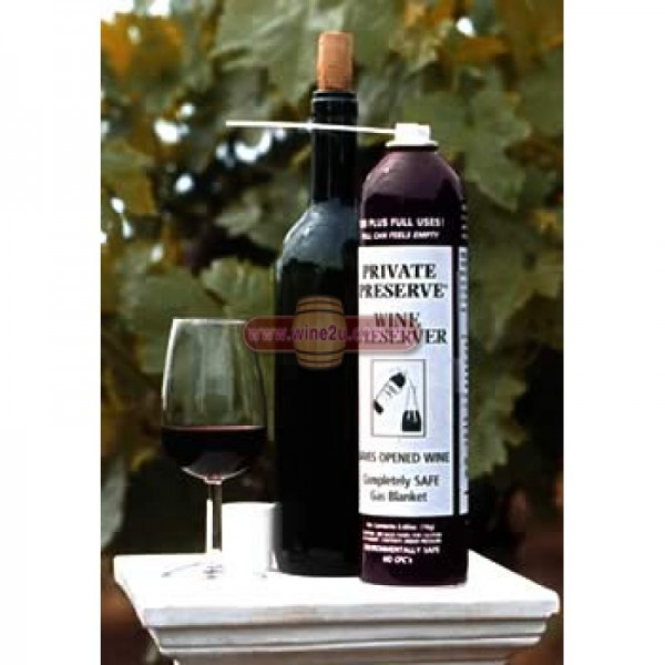 Private Preserve Wine Preserver