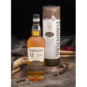 Tomintoul 12 Years Old Olorosso Sherry Cask