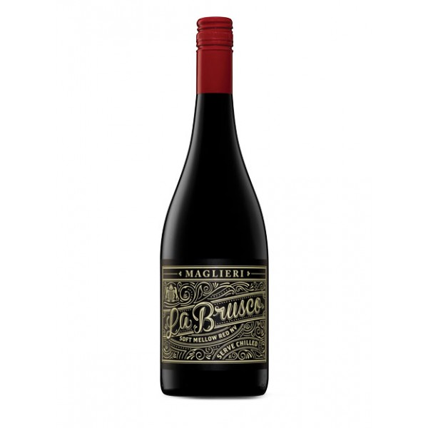 Serafino La Brusco Mellow Red